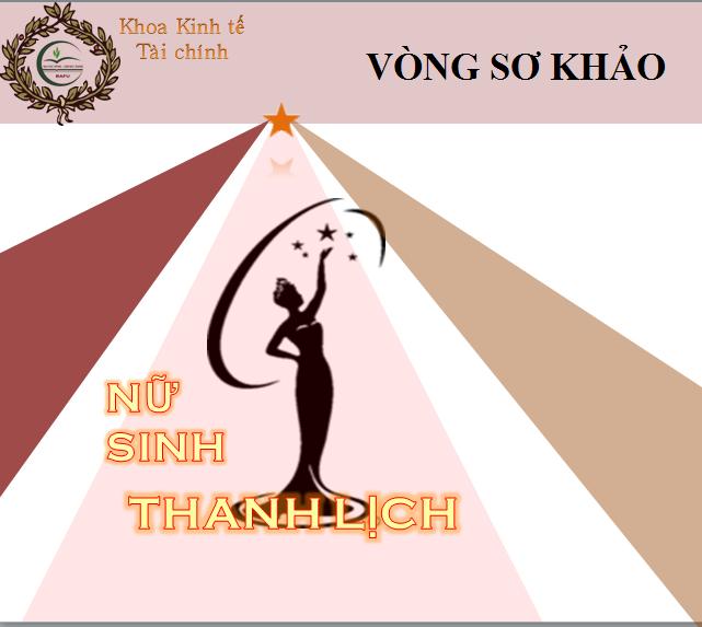 VÒNG SƠ KHẢO HỘI THI: NỮ SINH THANH LỊCH NĂM 2017